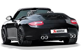 911 Carrera (Cabriolet) Serie (997 DFI)