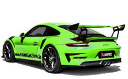 911 GT3 / RS (991.2) - mit OPF / GPF