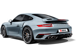 911 Turbo Serie